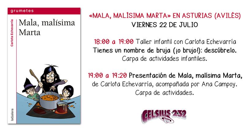Presentación Marta Avilés